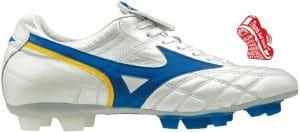 """Mizuno Wave Cup Legend FG Legend Blue Pack"" รีเมครองเท้าฟุตบอลที่นักเตะในตำนานอย่าง Rivaldo เคยสวมใส่"