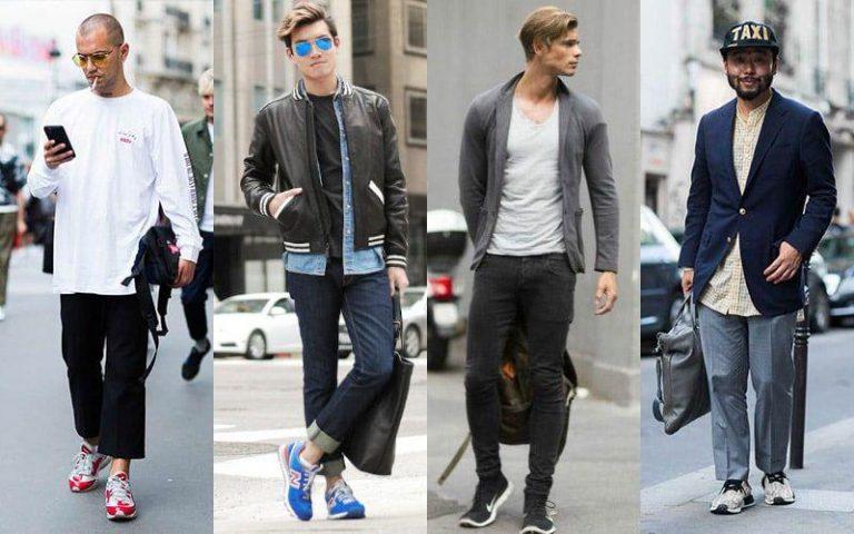 รีวิวรองเท้า รองเท้าผ้าใบผู้ชาย