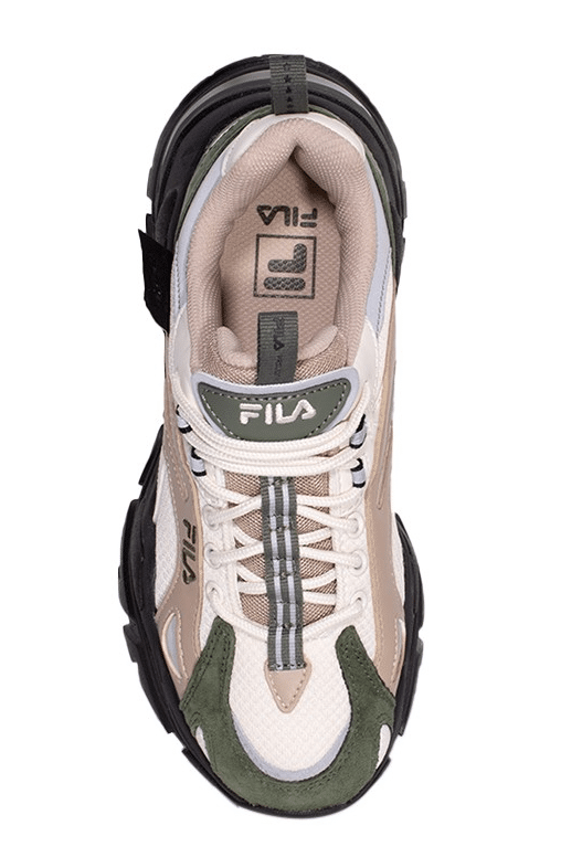 รีวิวรองเท้า รองเท้าผ้าใบ fila