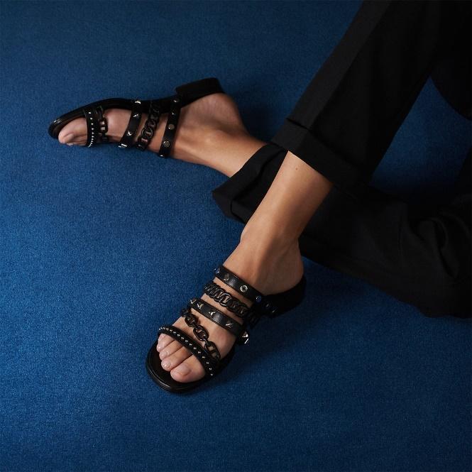 รีวิวรองเท้า รองเท้าแตะ hermes