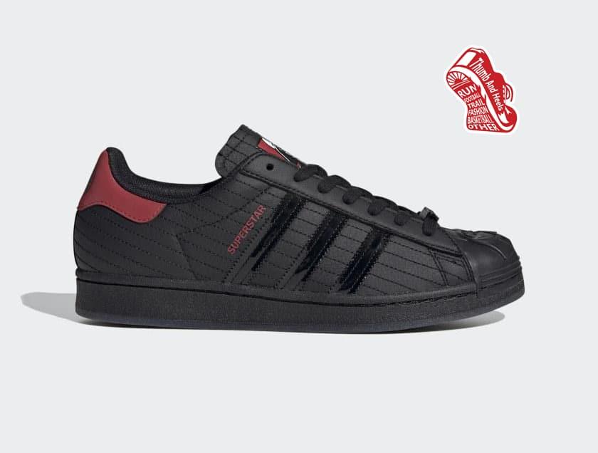 รองเท้าลำลอง adidas