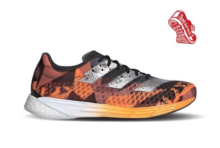 รองเท้าวิ่ง adidas adizero PRO Camo Pack