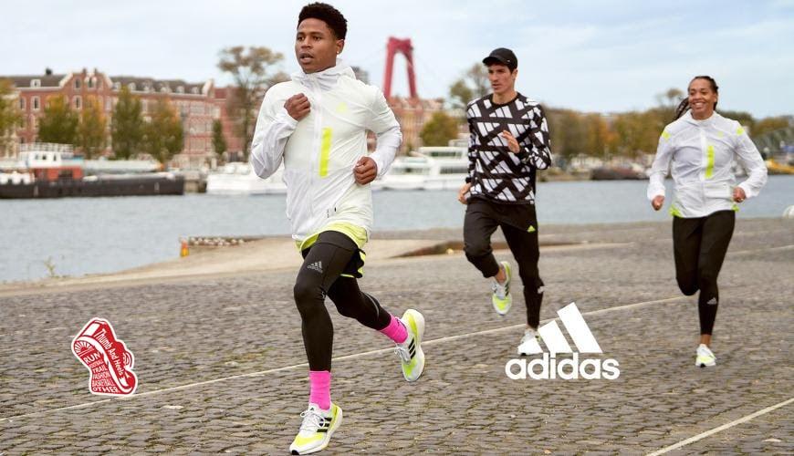 รีวิวรองเท้า รองเท้าวิ่ง Adidas